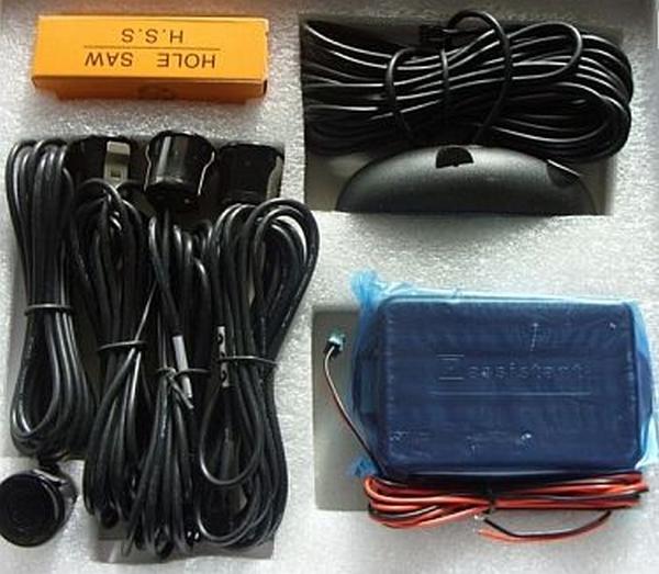 PDC Parkeerhulp Systeem - 4 sensoren
