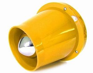 Car-Power Sport Luchtfilter Yellow