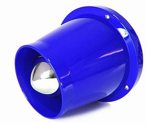 Car-Power Sport Luchtfilter Blue